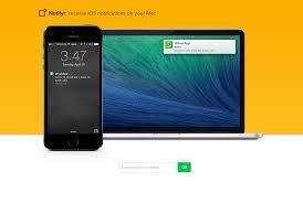 iPhone通知をMacで通知させるアプリ「Notifyr」が使える!
