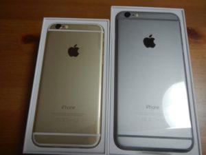 iPhone6 Plusがやってきた!大きな画面で快適閲覧。