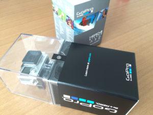 GoPro HERO4 シルバーエディションをついに購入!