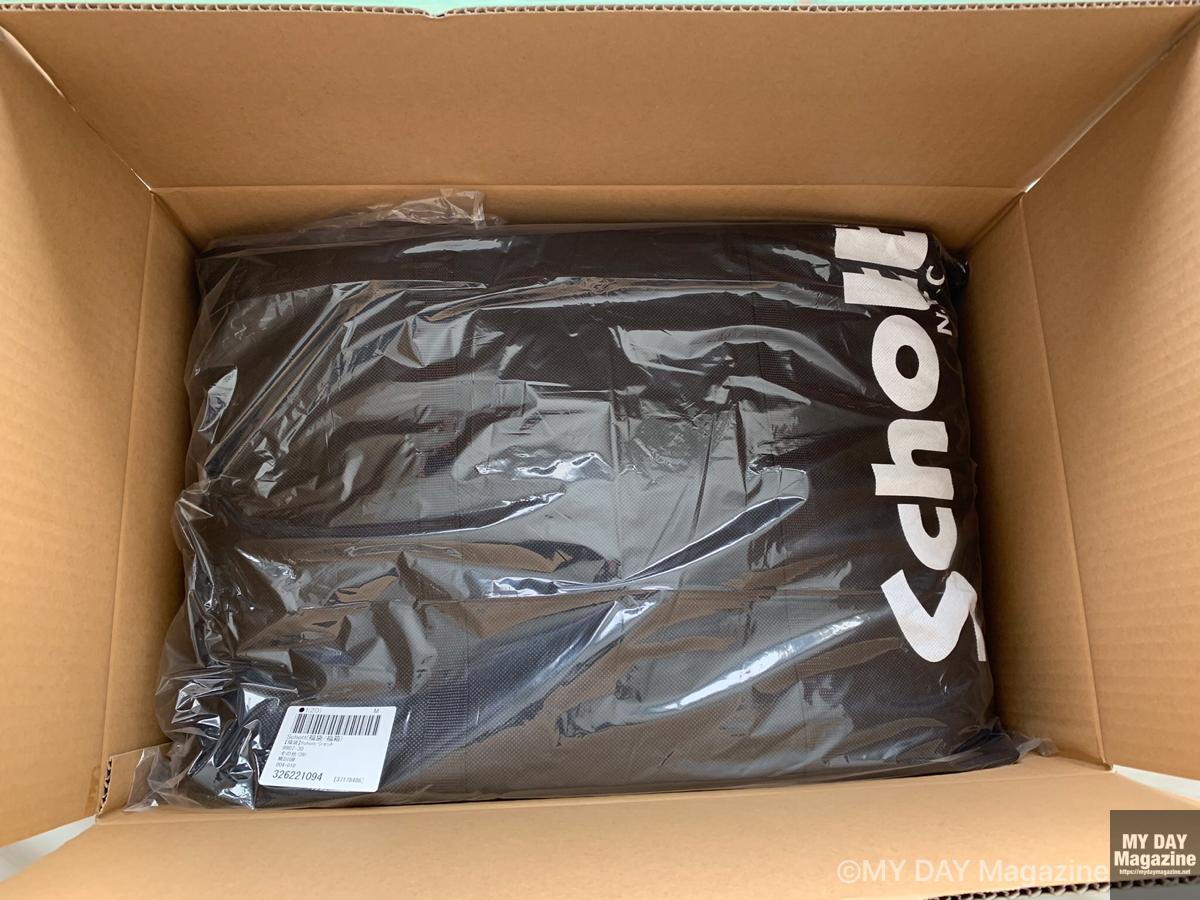 ZOZO福袋「Schott」が到着したので開封!満足度の高い当たりの福袋だった!