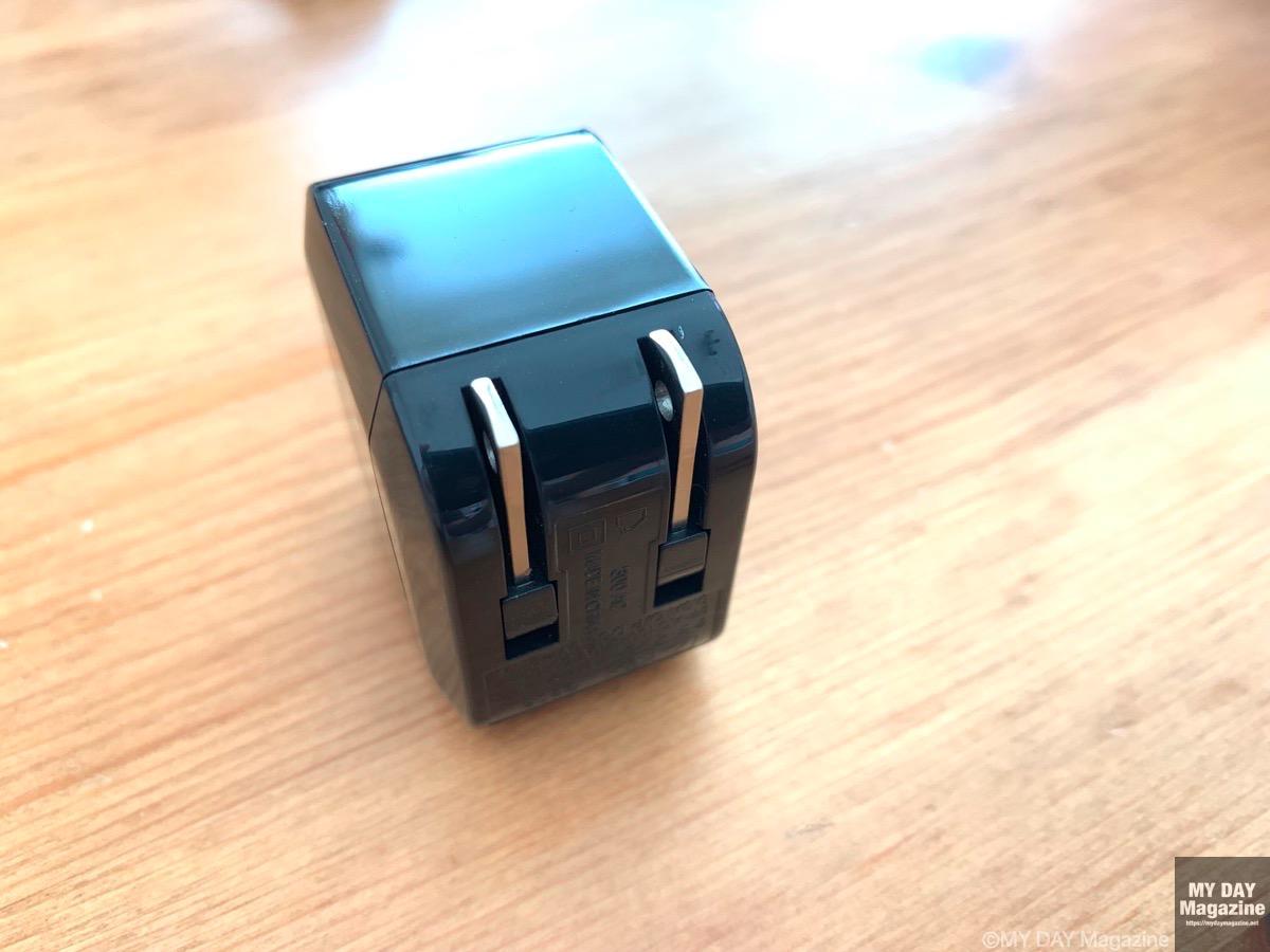 ダイソーのMFI認証のライトニングケーブルとUSBアダプターが優秀過ぎ!
