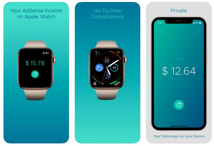 Apple Watchで確認できるAdSenseアプリは今ならこれがおすすめ!