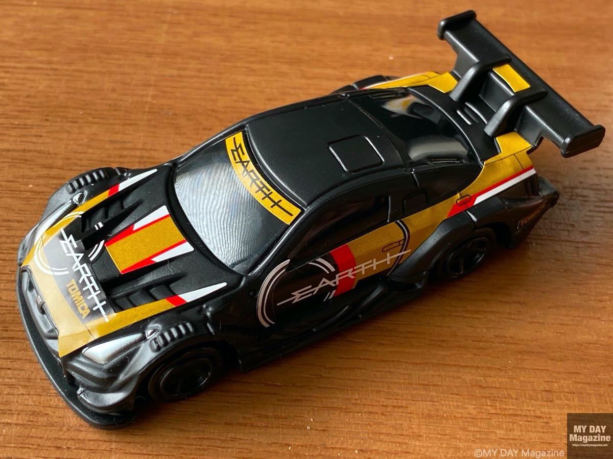 マクドナルドのハッピーセットで日産GTRアースグランナーバージョンが出たのでレビュー!