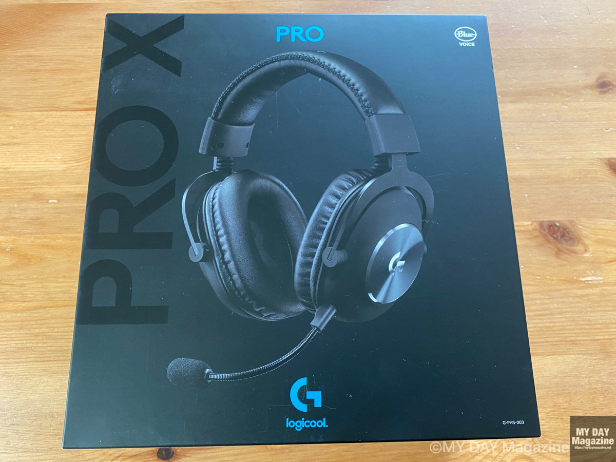 「ロジクールPRO X」は音質はもちろん高級感溢れる質感で満足度の高いゲーミングヘッドセット!