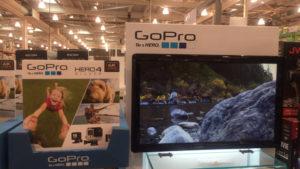 コストコでGoPro HERO4 シルバーエディションがかなりの激安価格で販売中!